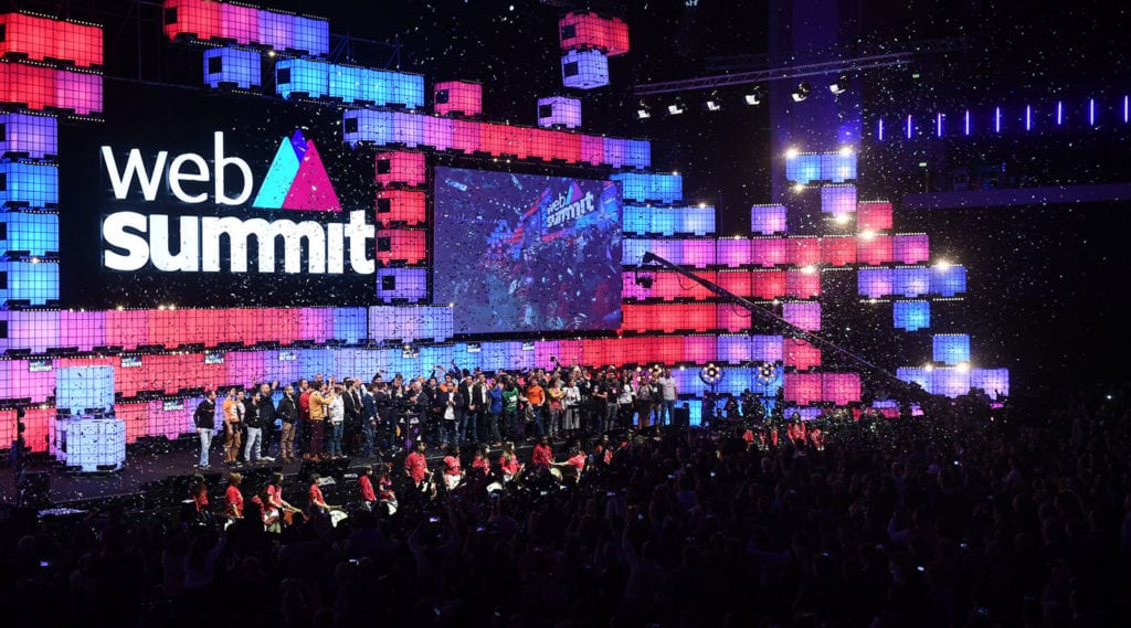 Marketing Web Summit 2018