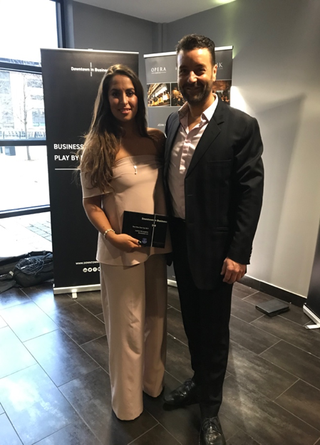 Revolution Four Triumph at Women in Business Awards 2019