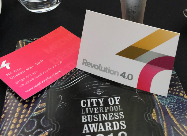 Revolution Four Nominated For Social Media Manager of The Year
