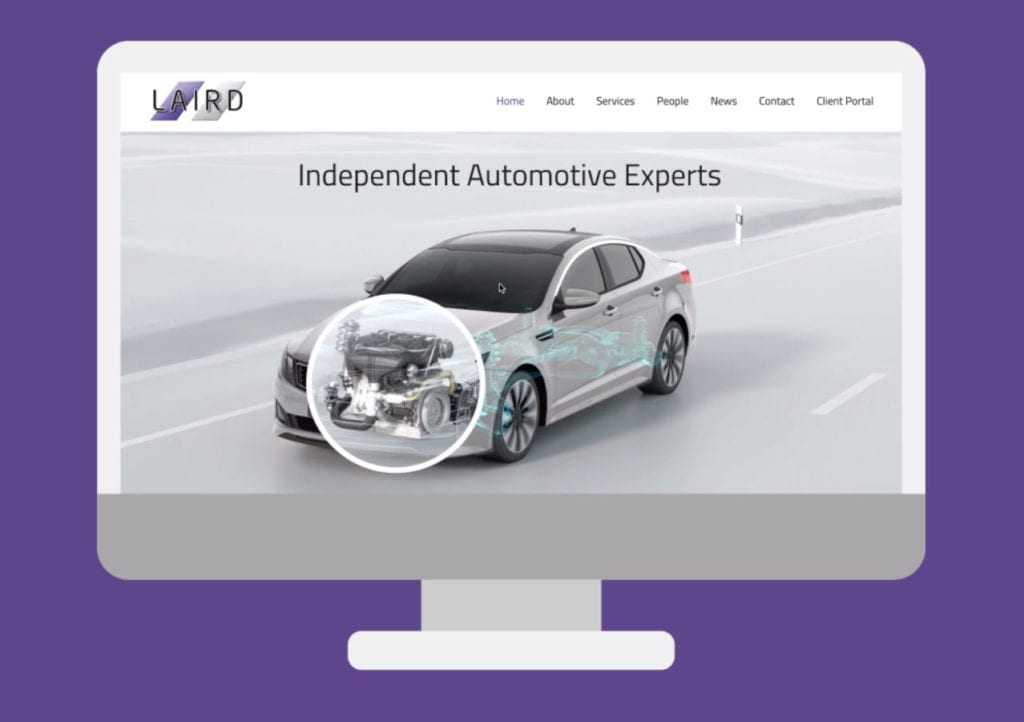 Laird Assessors Website Launch