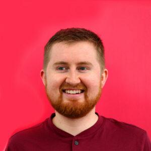 Luke Hughes - Website Designer | Revolution Four Team Member
