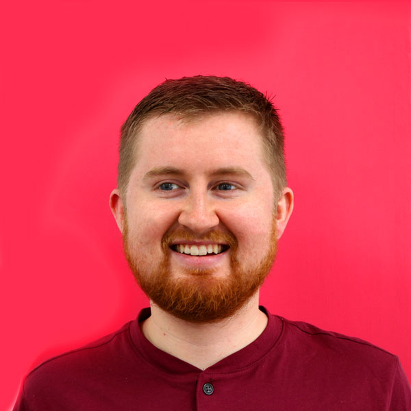 Luke Hughes - Website Designer | Revolution Four Team Member