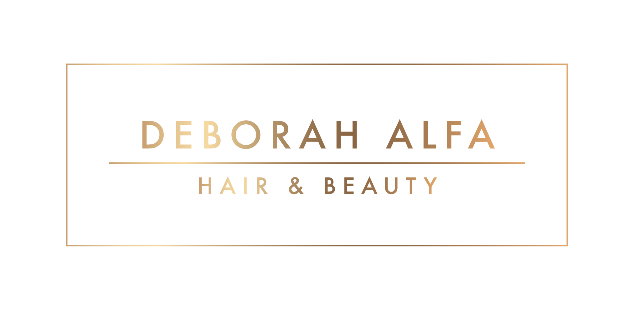 Deborah Alfa Hair & Beauty Gets a Restyle | Revolution Four