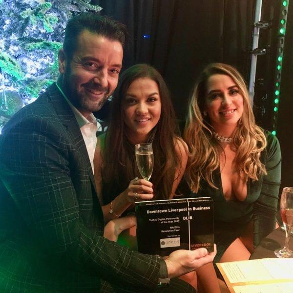 Tech Digital award liverpool