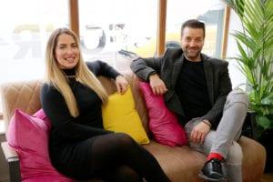 Justine McLaughlin & Nik Ellis keeping businesses thriving online